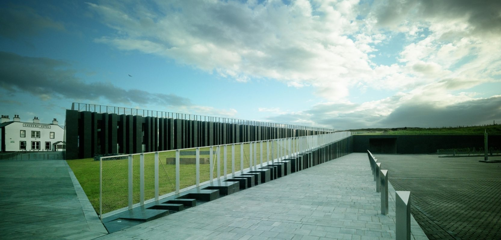 Images of Giant's Causeway Visitor Centre project