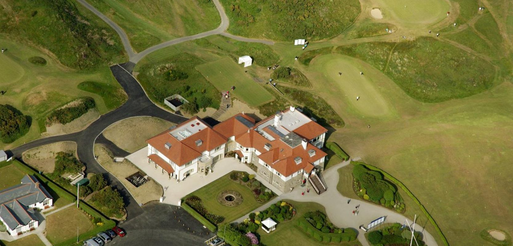 Images of Royal County Down Golf Course project