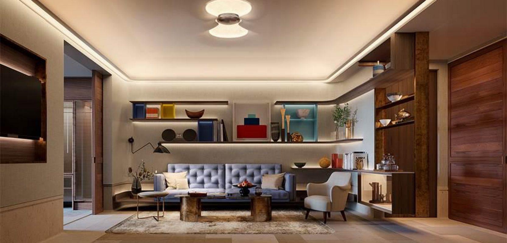 Images of Terrace Suites, Berkeley Hotel project