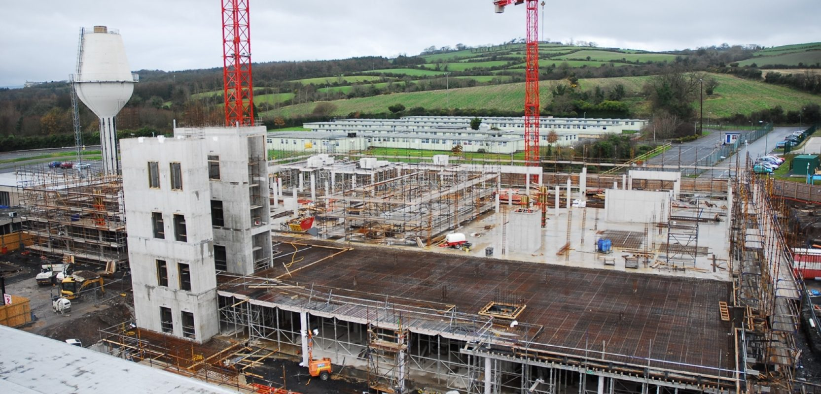 Images of The Ulster Hospital project