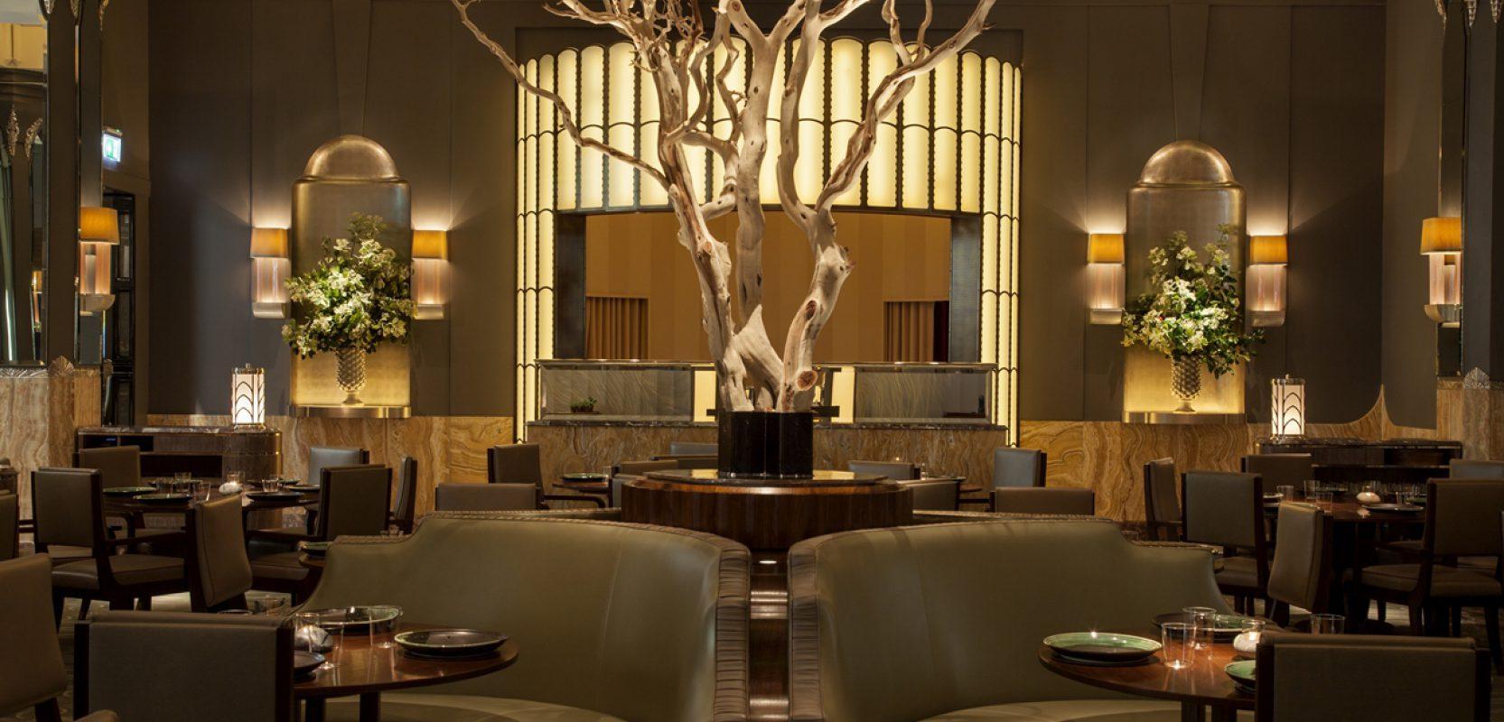 Images of Fera Restaurant, Claridge's project