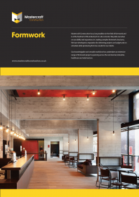 Cover image for Formwork