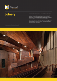 Cover image for Joinery Fitout